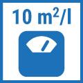 FIT Optimum akril bázisú, diszperziós, beltéri falfesték