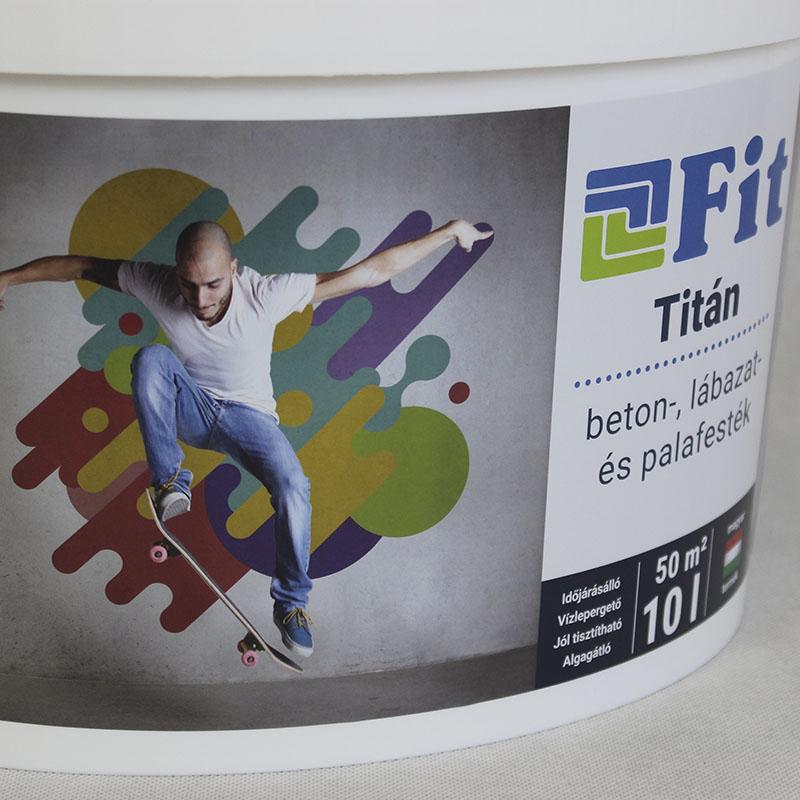 FIT Titán betonfesték kültérre